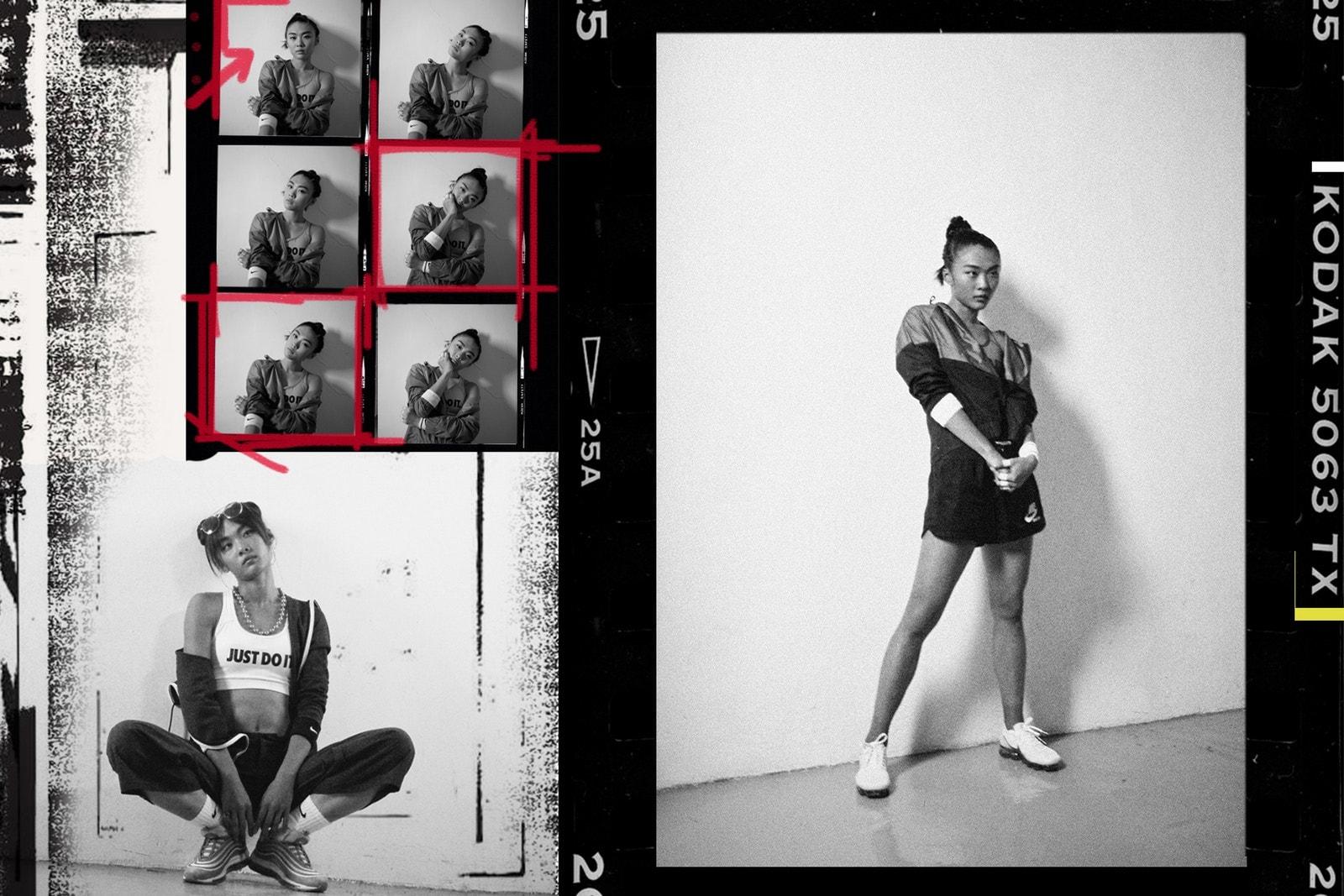 HYPEBAE 最新一輯造型特輯 featuring 香港跳高女將 Cecilia Yeung 楊文蔚