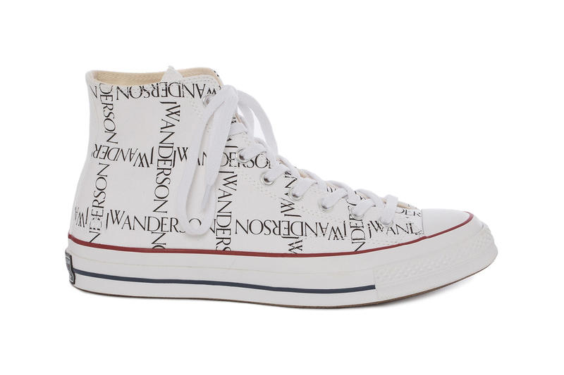 J.W.Anderson x Converse Collection Release Info