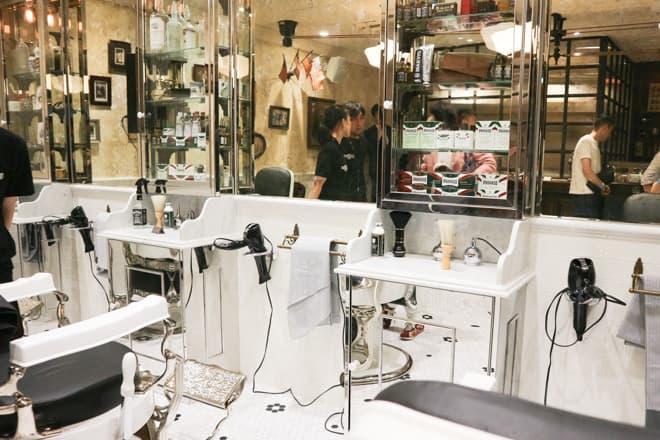 David Beckham 也是熟客!紐約著名 Barber Shop 登陸日本代官山