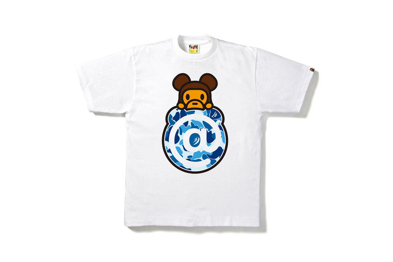 Medicom Toy & BAPE 2017 Summer T-Shirt Capsule