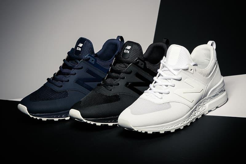 "New Balance 574 Sport ""Mesh"" Pack"