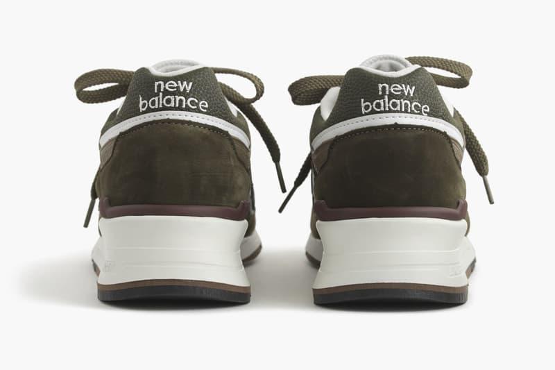 "J.Crew & New Balance 997 ""Camo"""