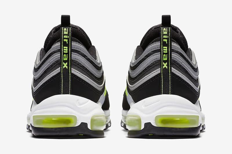 Nike Air Max 97 OG Black/Volt Release Info