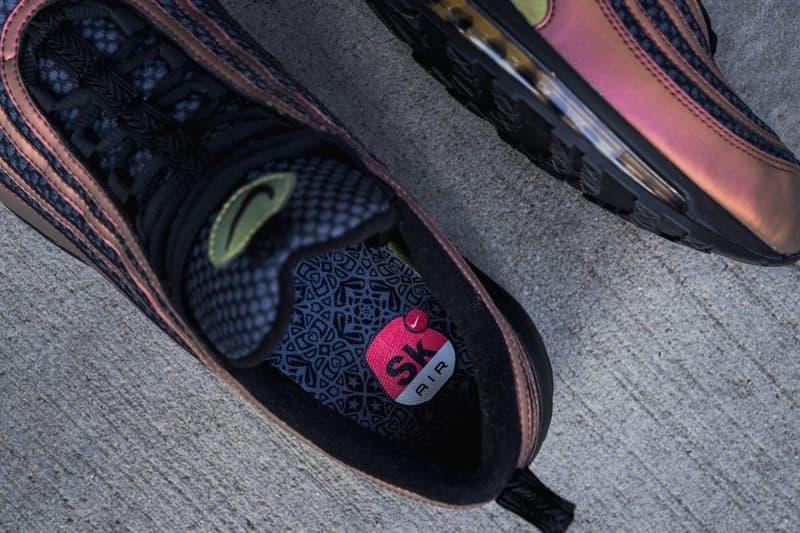 Skepta Nike Air Max 97 SK Closer Look