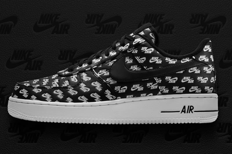 滿版 Nike Air 標誌 Nike Air Force 1 Air Emblazoned