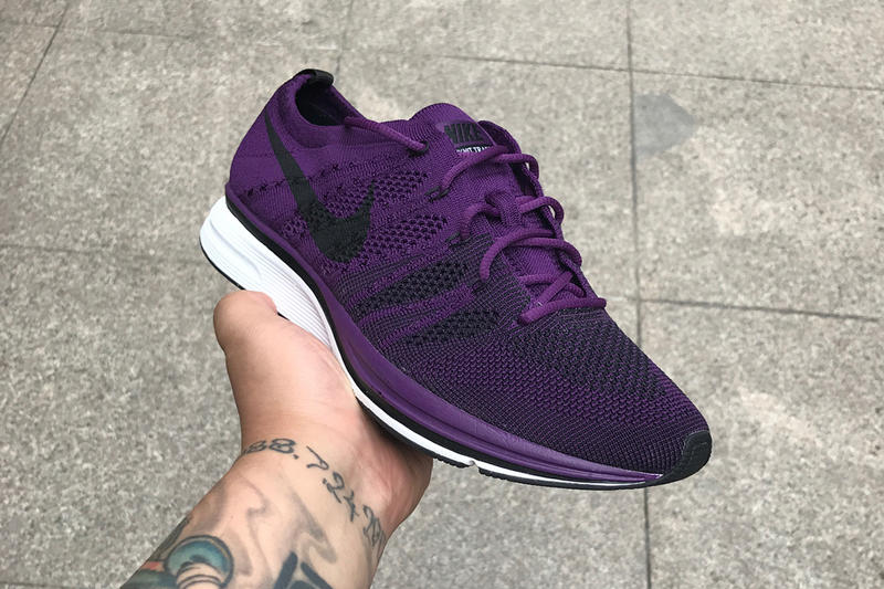 Nike Flyknit Trainer Oliver Purple First Look