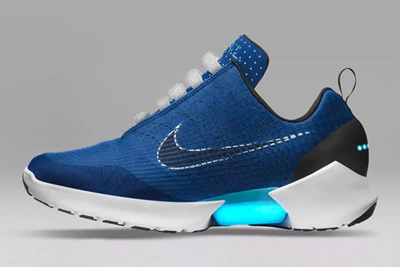 新色追加 - Nike HyperAdapt 1.0「Sport Royal」亦將在下月同告發售