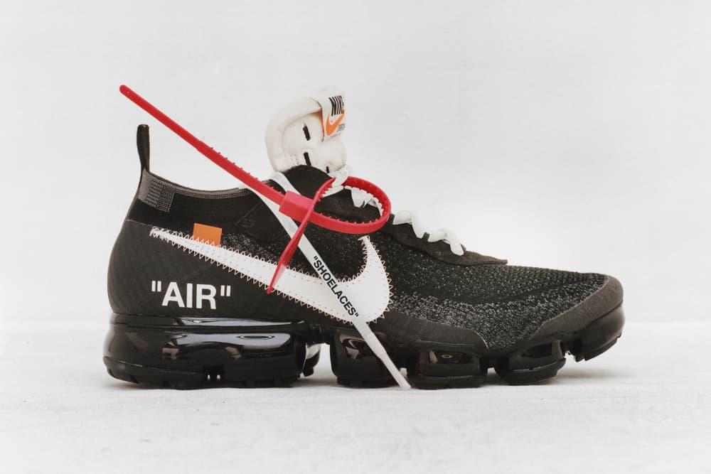 Nike and Virgil Abloh Confirm Major Partnership