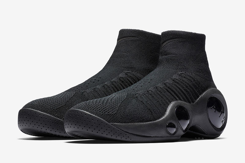 黑中蝙蝠 -「Triple Black」Nike Flight Bonafide 即將登場