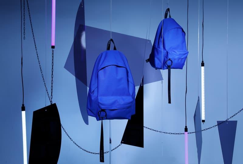 載譽聯乘-NOISY FOLKS x OVERLAB 帶來 Royal Blue 配色「SMT」背包