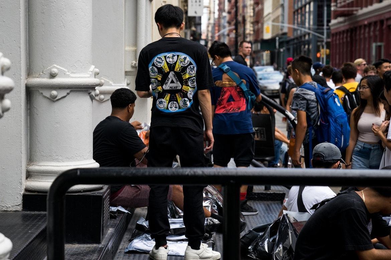 直擊 Palace 2017 秋季系列倫敦、紐約發售現場