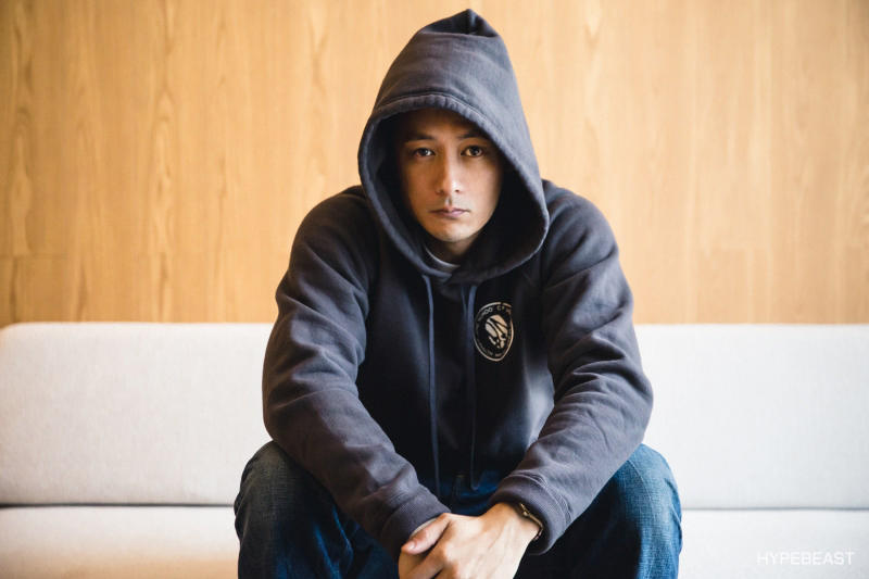 Shawn Yue vs Edison Chen on Instagram