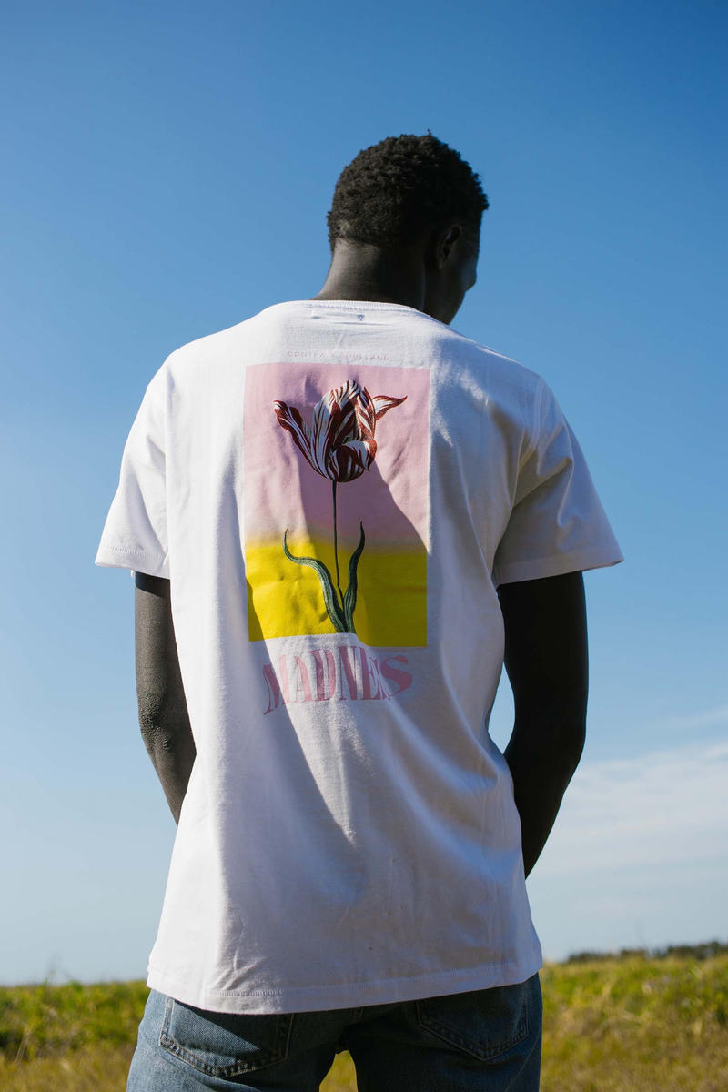Soulland Contra  T-shirt Collection Semper Augusta Tulip