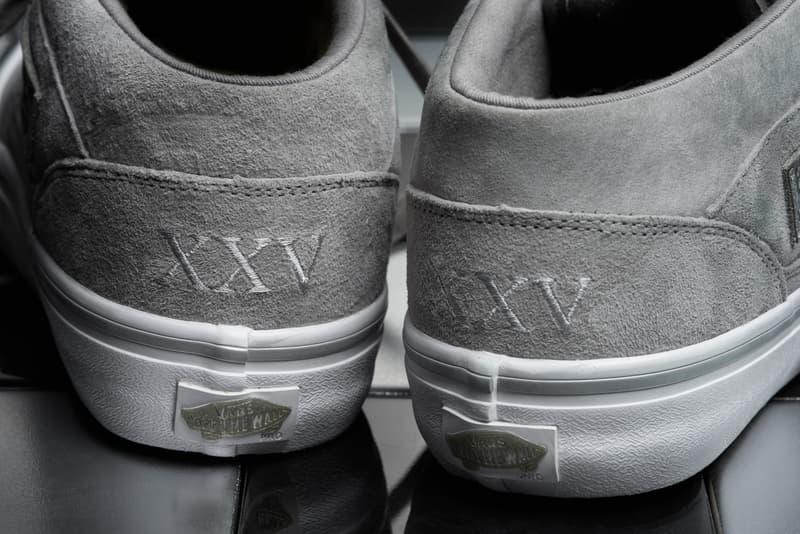 為滑板而生 - Vans Half Cab 25th Anniversary 紀念鞋款上市