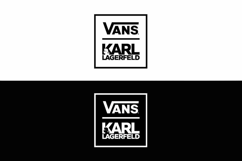 Vans x Karl Lagerfeld Collaboration Announcement