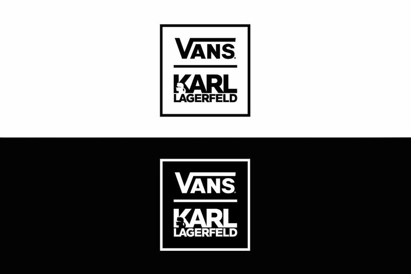 Vans x Karl Lagerfeld Collaboration Announcement