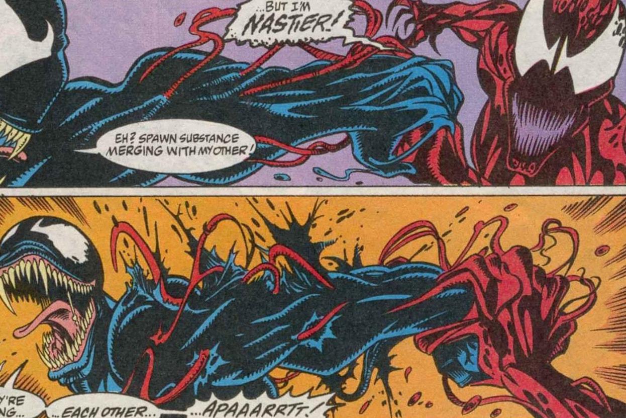 「毒魔」Venom 獨立電影 - 宿敵角色 Carnage 演出者確定