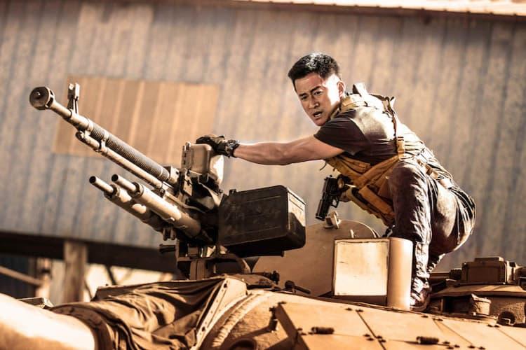 史無前例!《戰狼 2》成為首部打進史上全球電影票房 Top 100 的亞洲電影