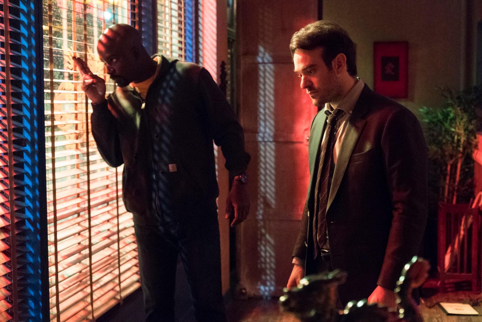 HYPEBEAST 獨家專訪《Marvel's The Defenders》主演者 Mike Colter 與 Finn Jones