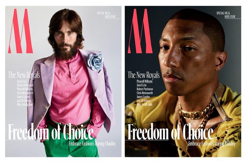 W Magazine 嚴選娛樂圈 2017 年「貴族名單」