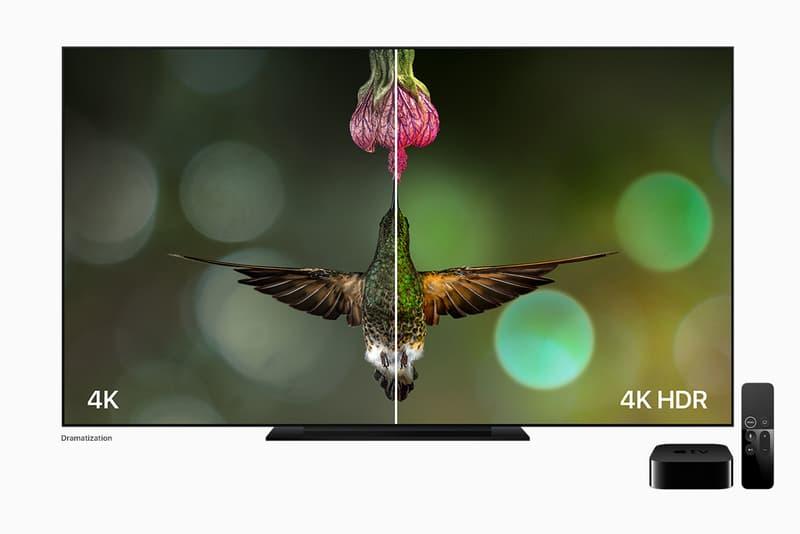 全新視覺體驗 - Apple TV 配以 4K 高清畫面道來