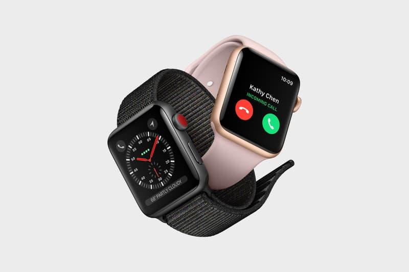 LTE 加持 - Apple Watch Series 3 正式獨立運行