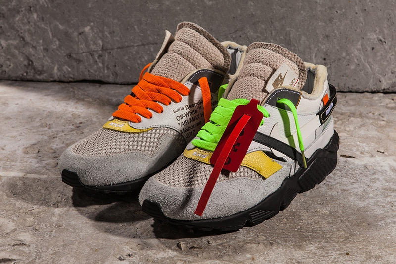 BespokeIND Reimagines Virgil Abloh Nike Collaboration
