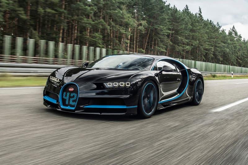陸地王者 Bugatti Chiron 創造全新 0-400-0km/h 世界紀錄