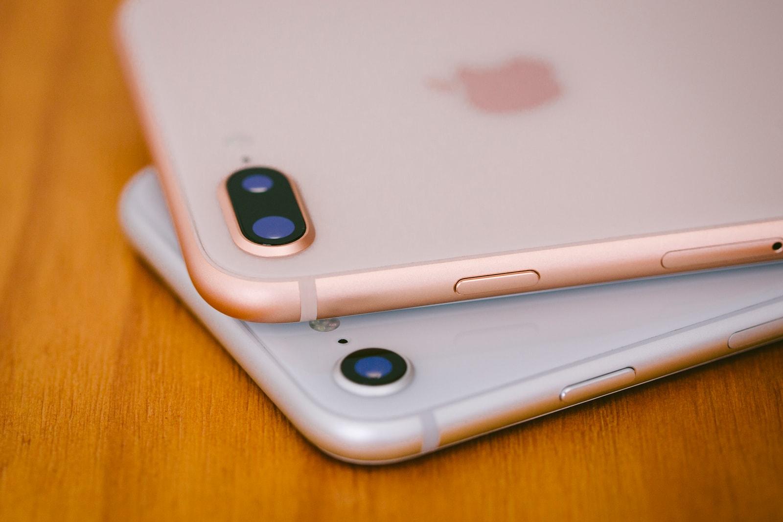 率先近賞 Apple 最新 iphone 8 以及  iphone 8 plus