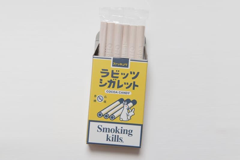 #FR2 與大阪名物菓子品牌 ORION'S 推出聯乘版本「香煙」