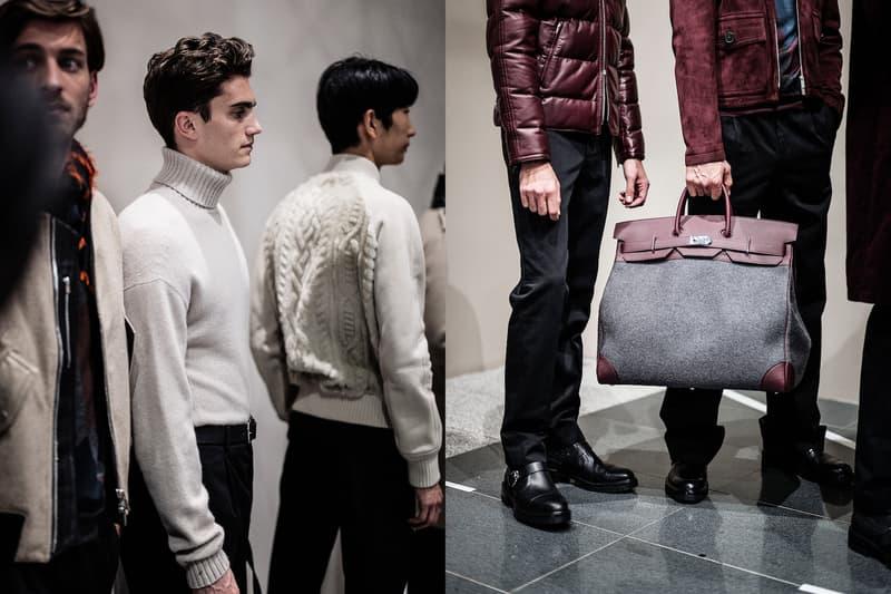Hermès Men's Universe 時尚派對「MEN UPSIDE DOWN」活動回顧