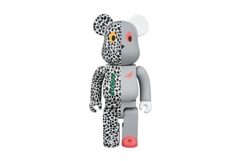 atmos x Medicom Toy x Staple Design 呈獻三方聯乘 BE@RBRICK