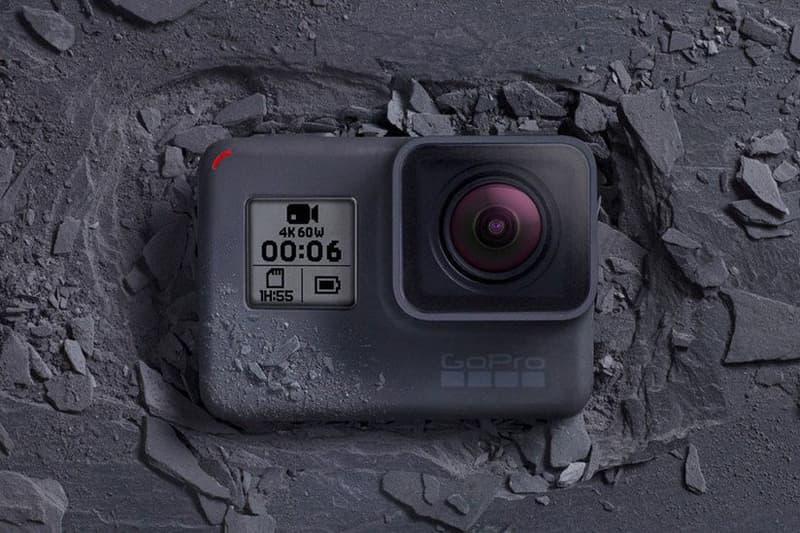 GoPro 發佈新世代運動相機 Hero 6 Black 及 360 度全景相機 Fusion