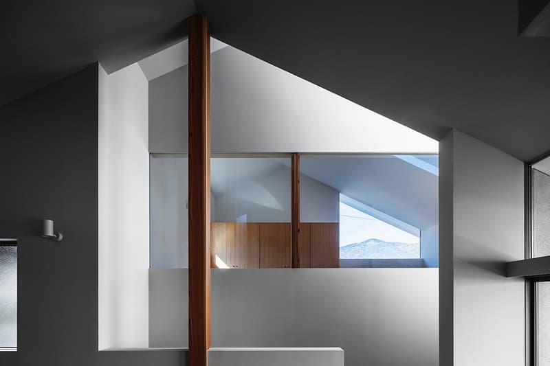 極簡主義 - 揉和傳統與現代設計的日本家屋「大上の家 / House in Ohue」