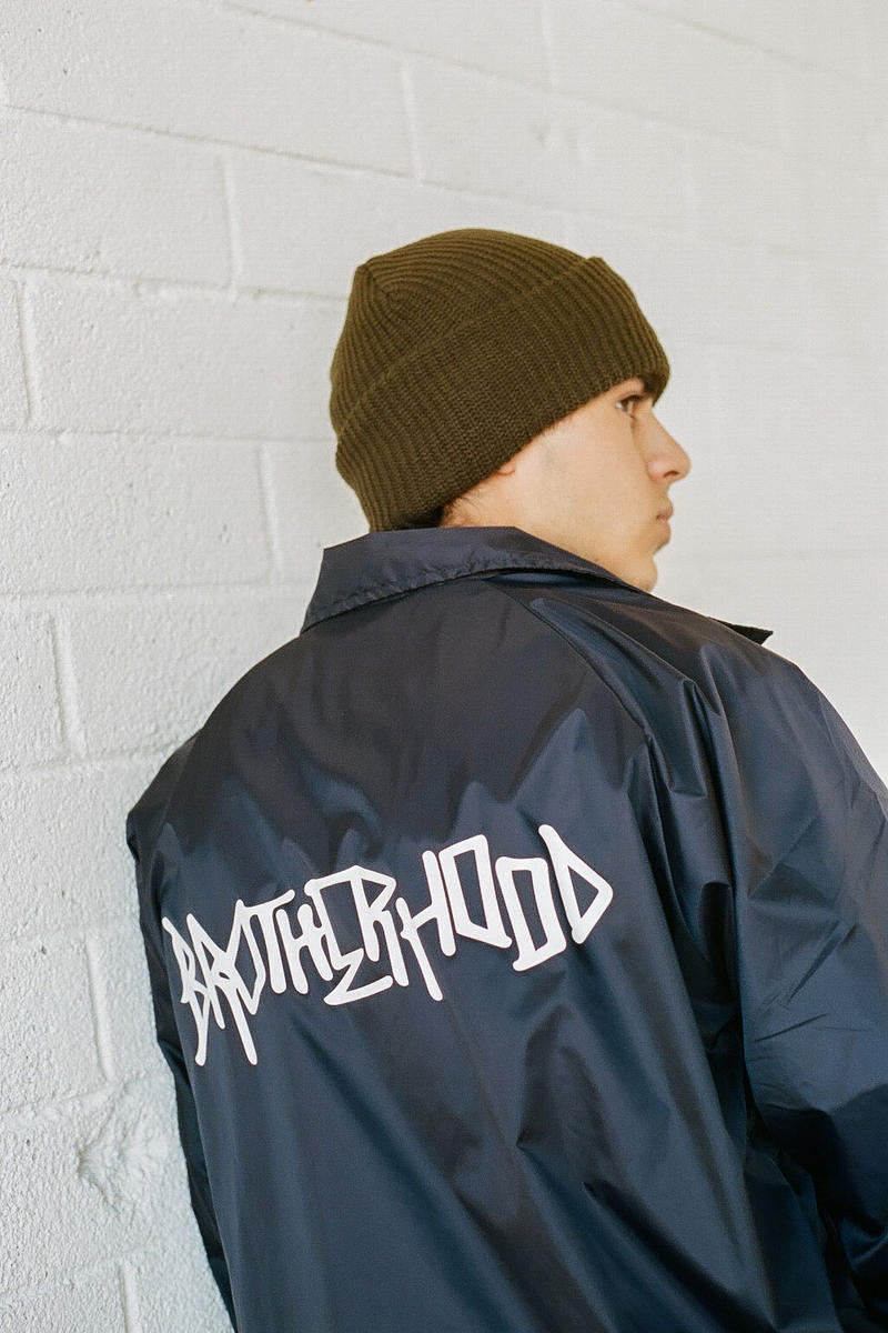 BROTHERHOOD 2017 秋冬系列 Lookbook