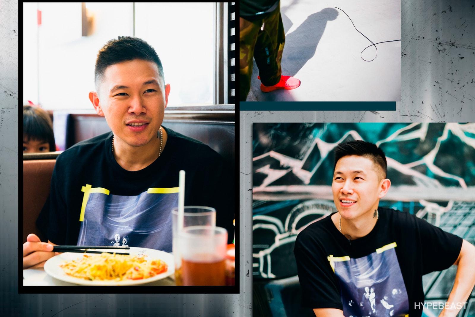 HYPEBEAST 專訪歐陽靖 MC Jin:細說關於《中國有嘻哈》的二三事