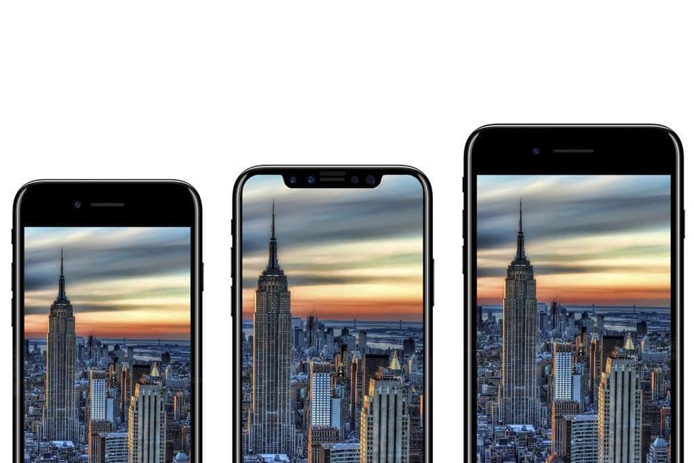 100% 確認 - Apple 下周發佈會三款新作稱為 iPhone 8,iPhone 8 Plus 及 iPhone X