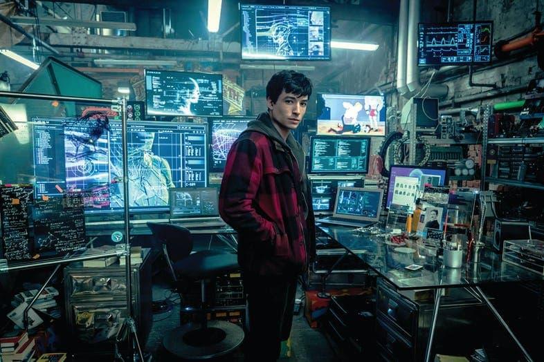秘密基地曝光!Warner Bros.官方釋出 The Flash 最新劇照
