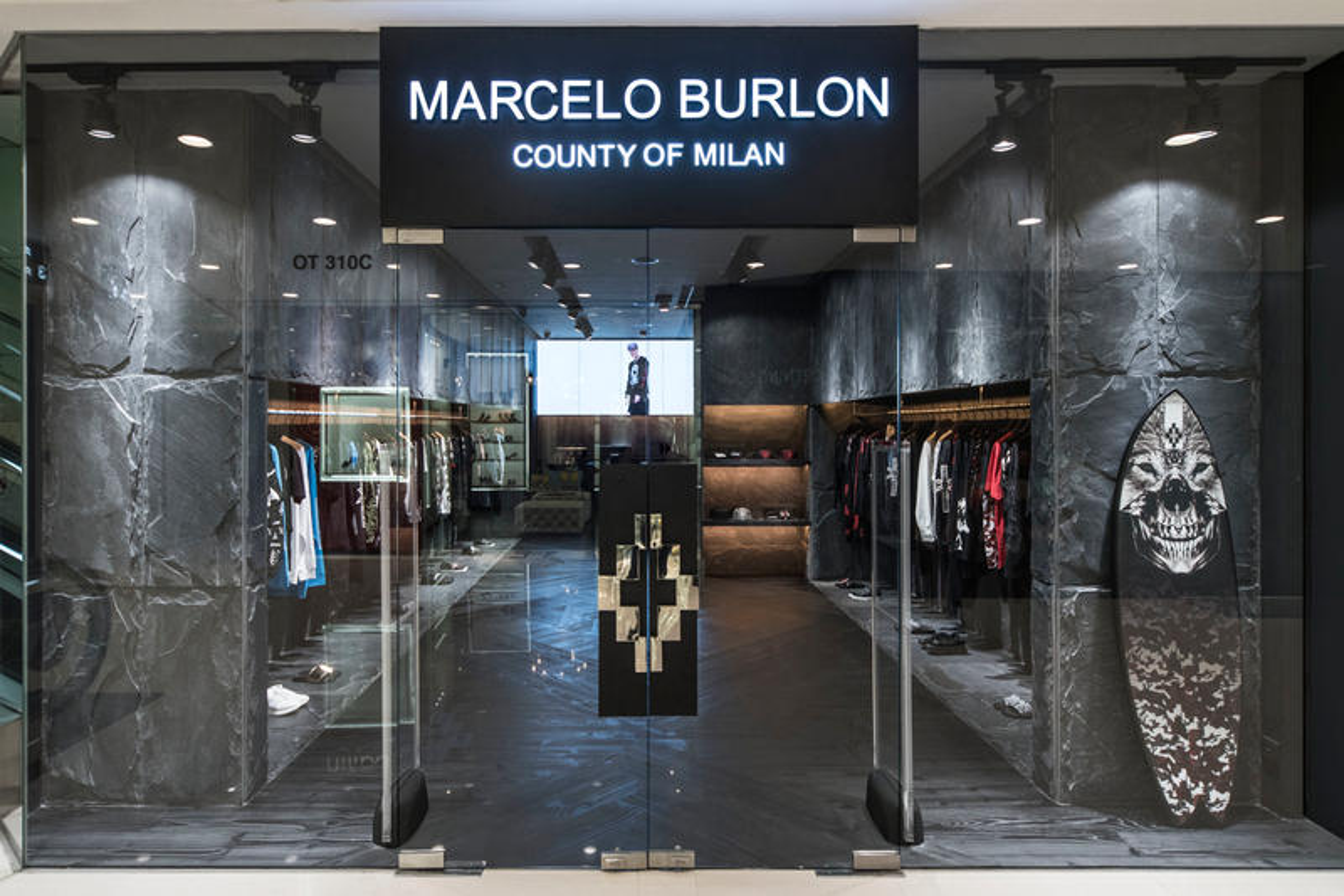 Marcelo Burlon County of Milan 首間專門店登陸香港
