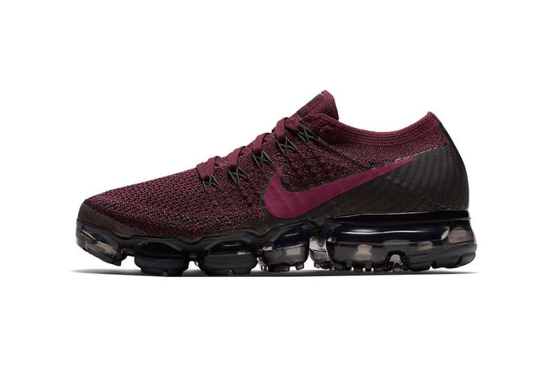 Nike Air Vapormax 全新配色設計「Berry Purple」