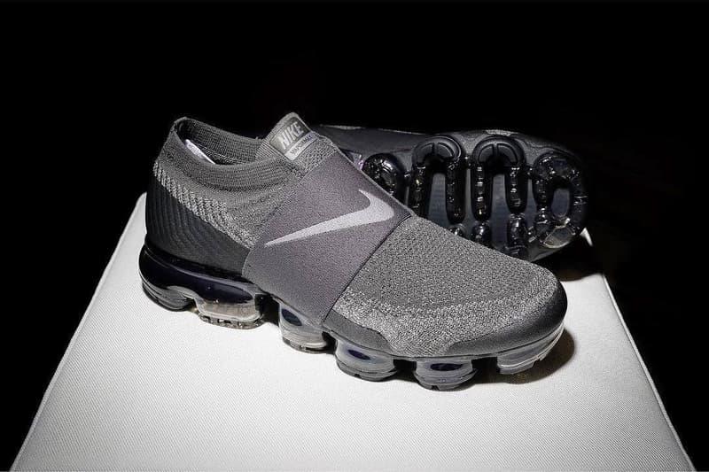 搶先預覽 Nike Air VaporMax Laceless 全新灰黑配色