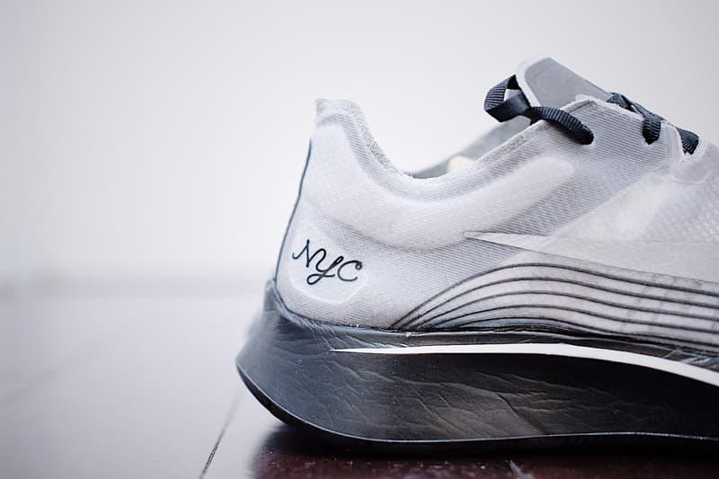 率先近賞 NikeLab Zoom Fly SP 全新「NYC」別注配色