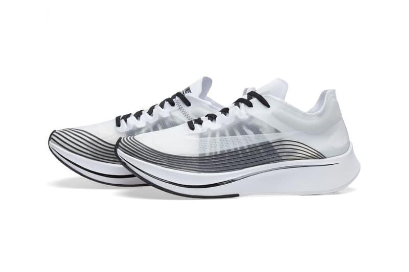 NikeLab Zoom Fly SP 全新黑白配色登場