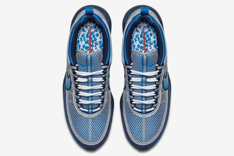 經典重塑 - STASH 與 NIKE 聯乘帶來 Air Zoom Spiridon 鞋款