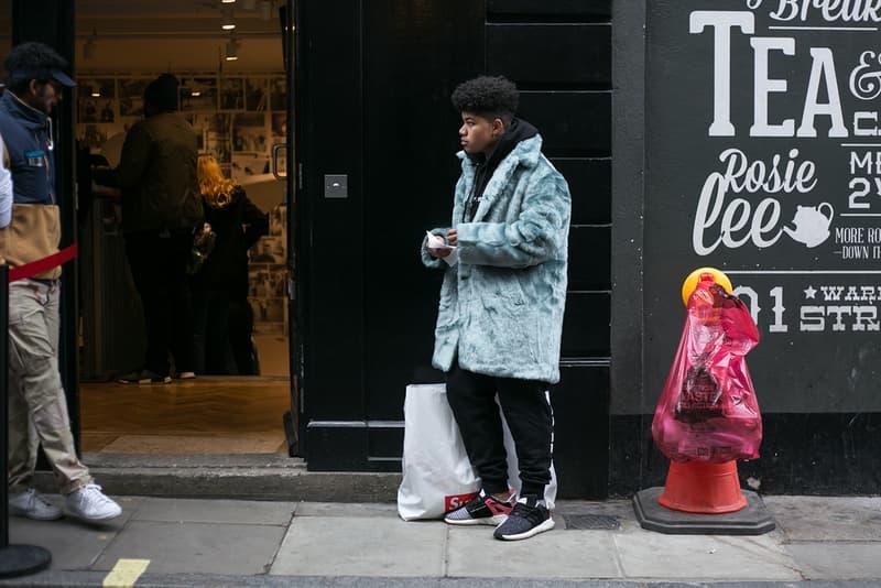 直擊 Supreme x Hysteric Glamour 聯名系列倫敦發售現場