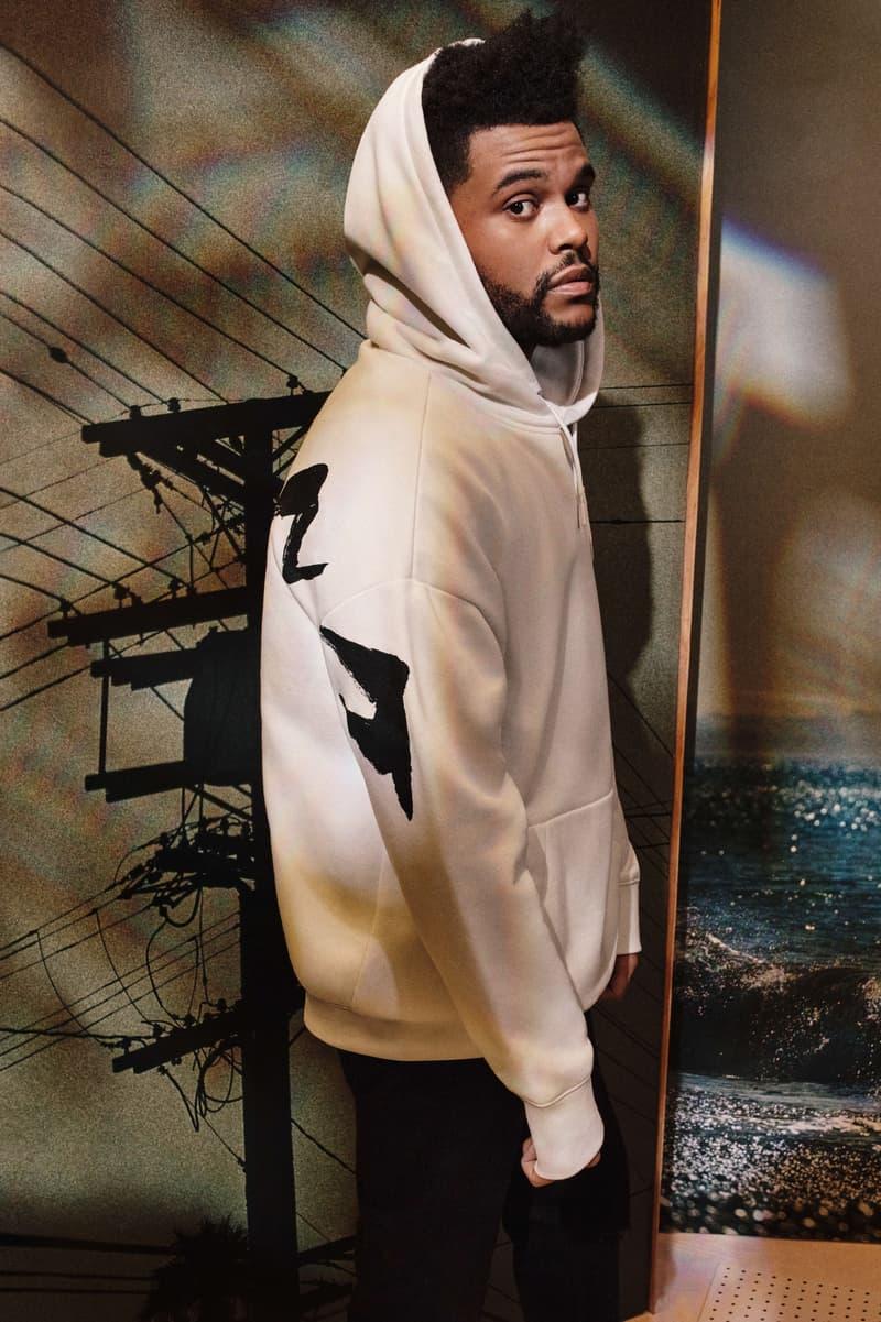 The Weeknd x H&M 2017 秋冬聯乘系列正式發佈