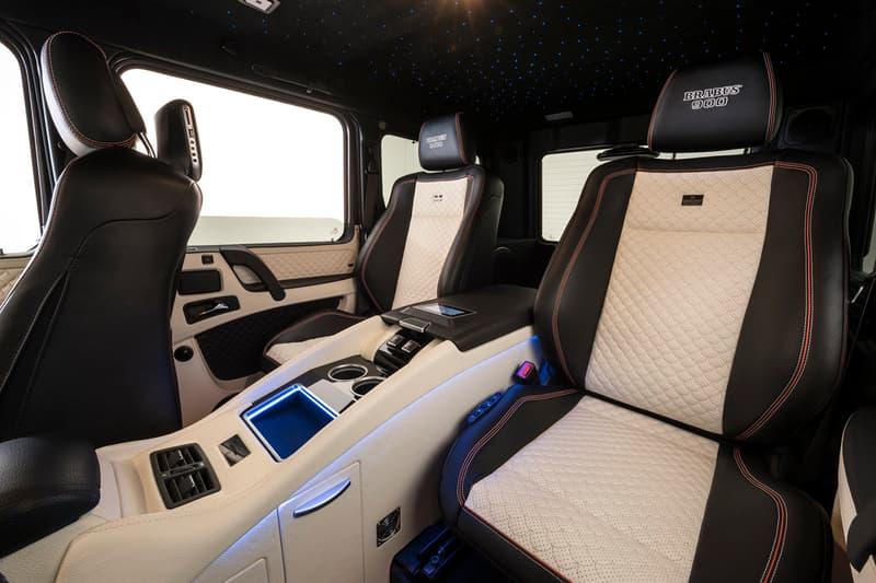 全球最強越野車!BRABUS 發佈 G900 改裝 SUV