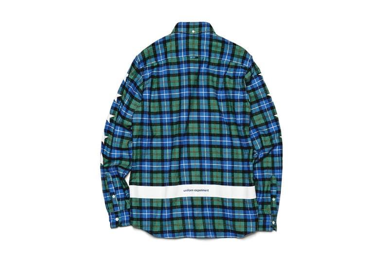 uniform experiment & SOPHNET. 2017 秋冬系列第三波新品上架