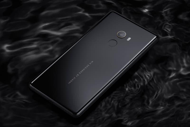 小米正式發佈「全面屏 2.0」旗艦手機 MIX 2