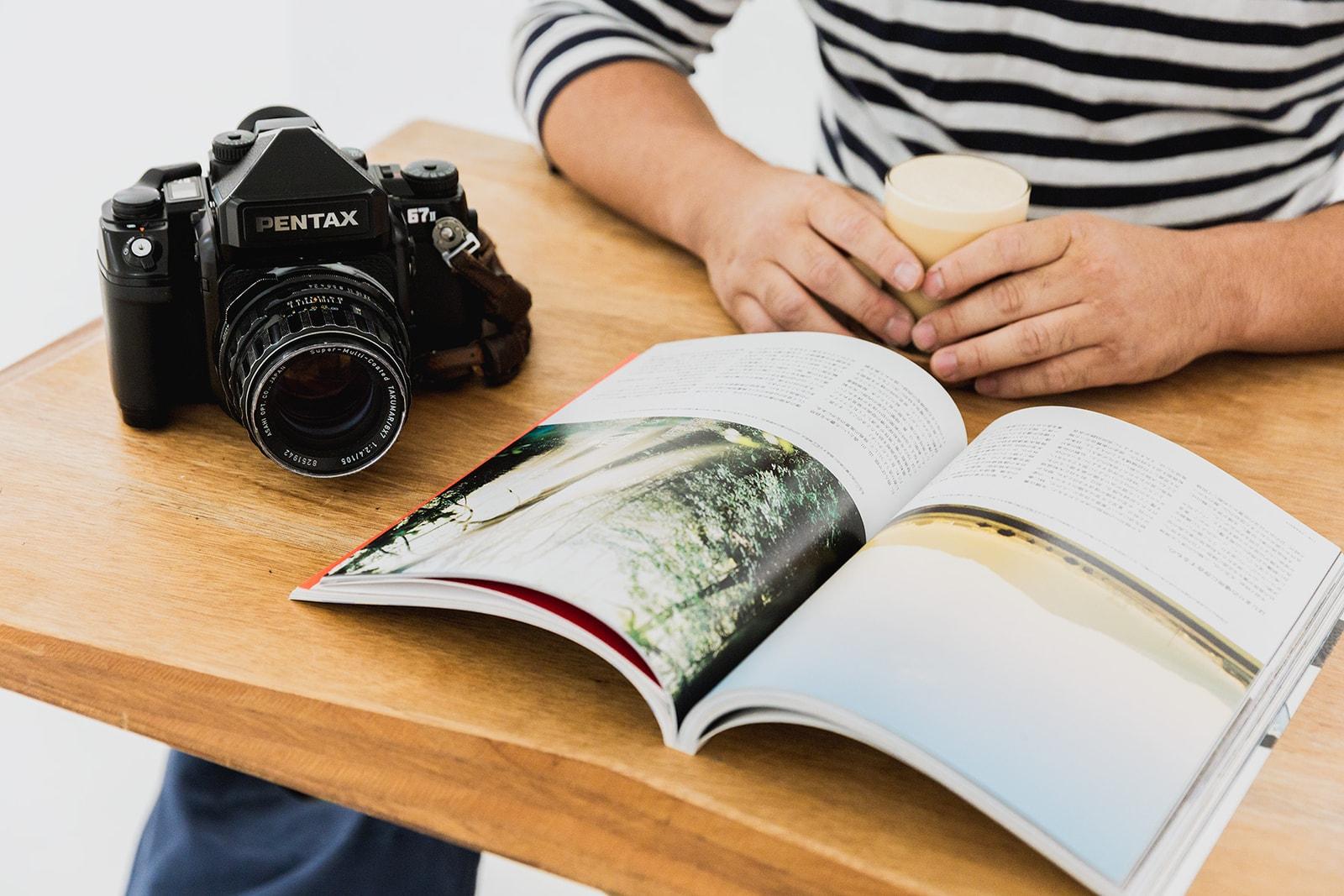 HYPEBEAST 專訪攝影師濱田英明 :「拍照時,我會避免以自我為中心。」